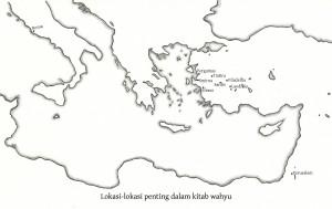 seven churches map